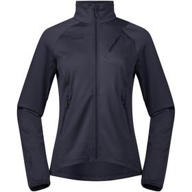 Bergans Galdebergtind Jacket Women dark navy/dark fogblue